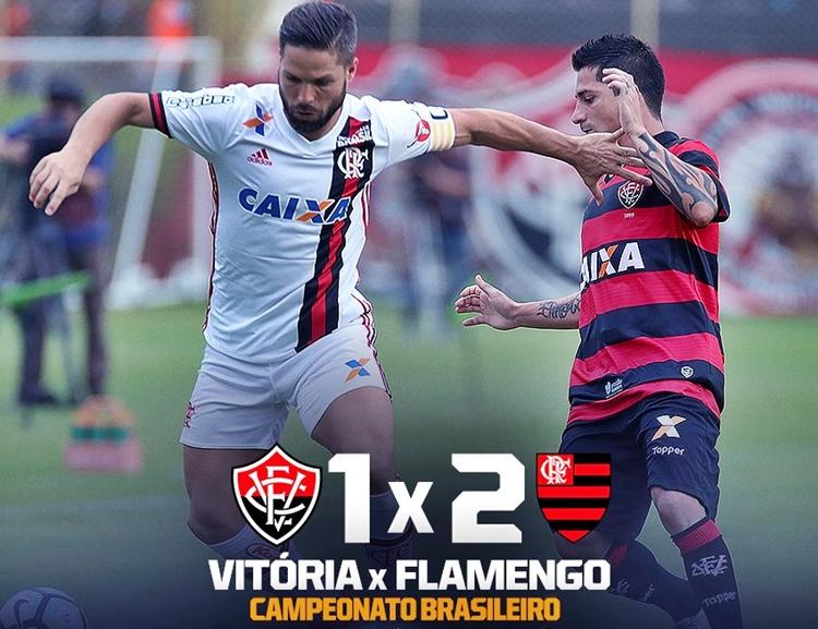 Vitória perde por 2x1 para o Flamengo, é salvo pela Chapecoense no ultimo minuto e permanece na Serie A em 2018 1