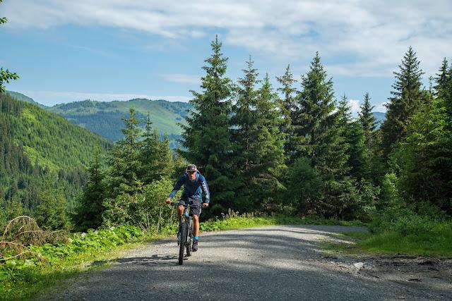 E-Bike and Hike  Hochsaalbachkogel  Saalbach-Hinterglemm 02