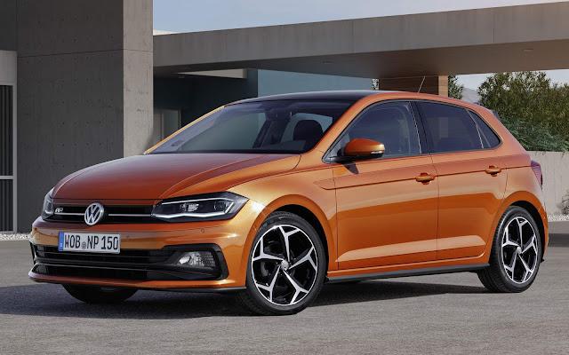 Novo VW Polo 2018 R-Line