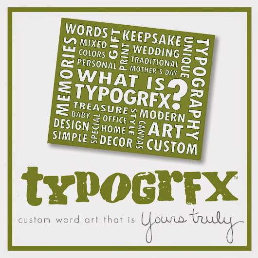 Holiday Boutique Exhibitor Spotlight: TYPOGRFX ~ Marketplace Events