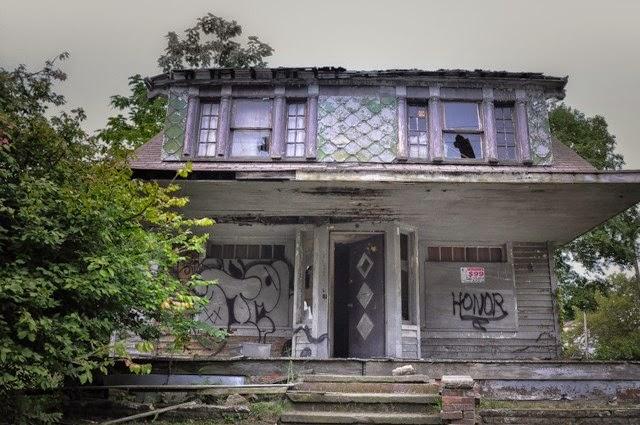 casas encantadas abandonadas