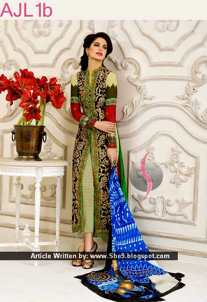 Latest Pakistani Dresses Fashion New Designs Of Suits She9 Change The Life Style
