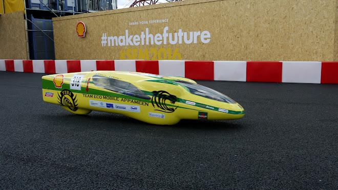 Shell Eco-marathon Prototype class