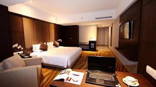 Grand Tjokro Bandung Hotel (Hotel Bintang 4 dengan Fasilitas Tidak Tanggung-Tanggung)