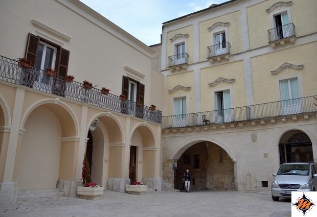 Matera, Palazzo Gattini