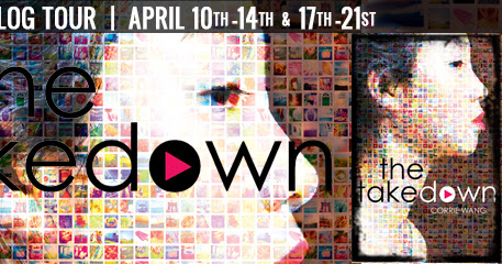 Blog Tour Spotlight: The Takedown by Corrie Wang