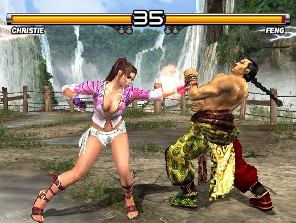 Tekken 5 PC Game Play