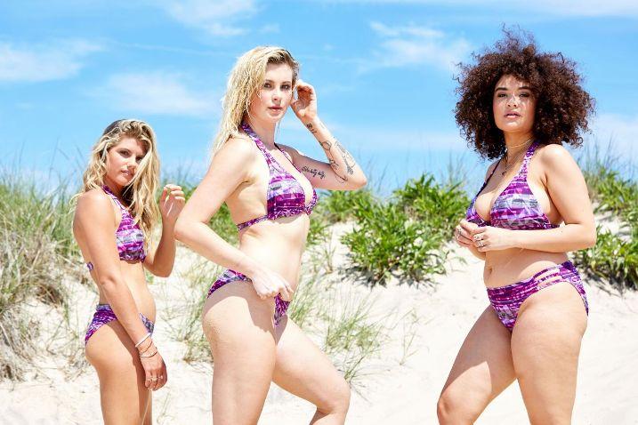 Ireland Baldwin Photoshoot – Swimsuits For All