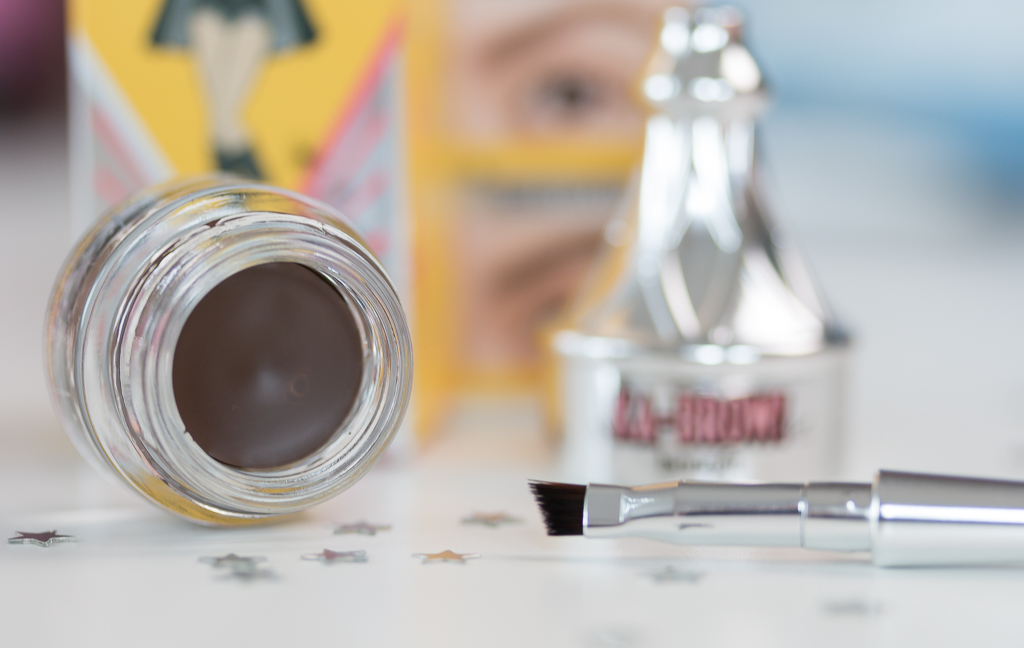Benefit Brow Collection 2016 Ka-Brow Gel-Creme und Pinsel