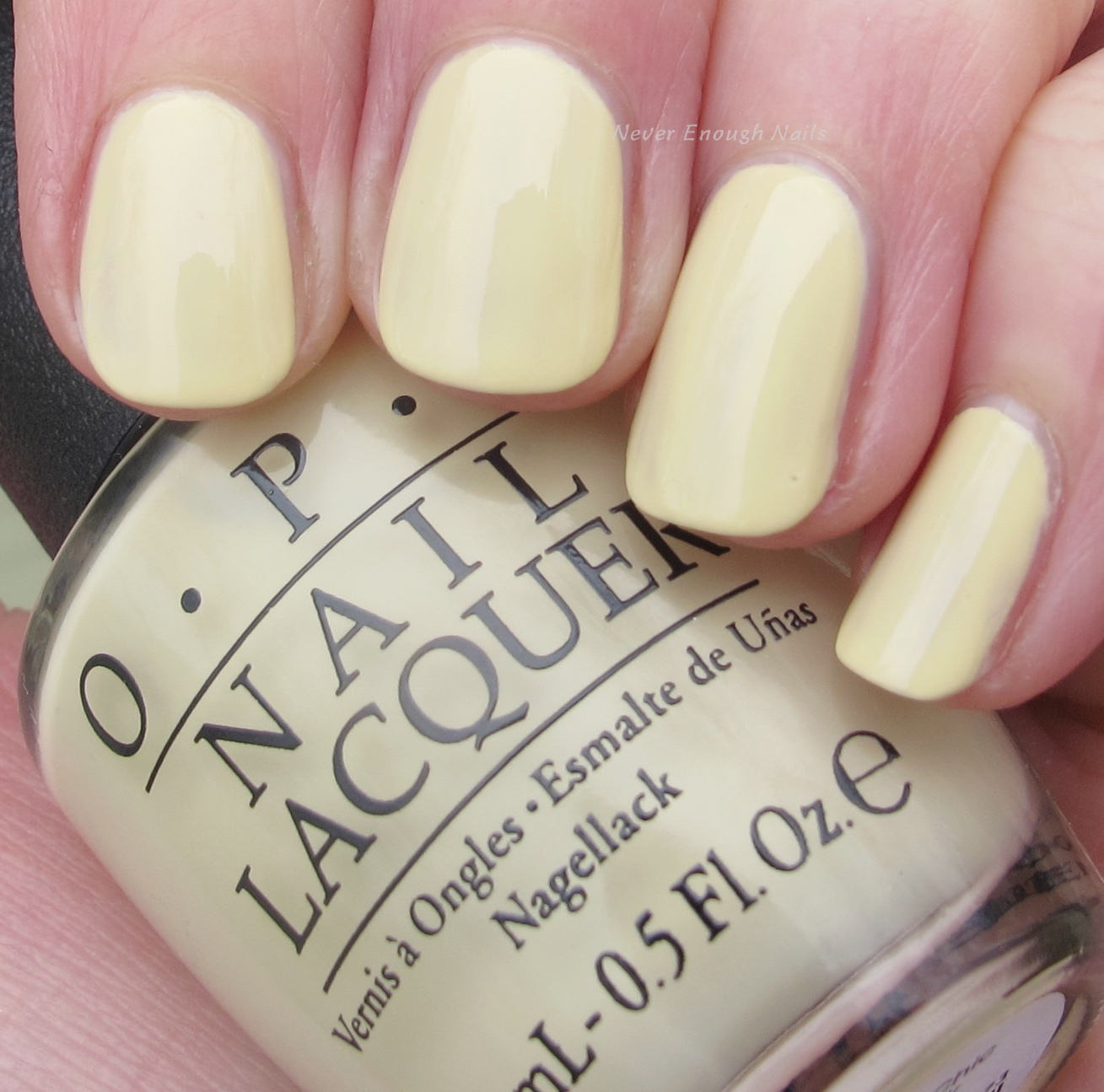 How Could You Have A Really Good Pastel Collection Without Baby Chicken Yellow Luckily For Us OPI Included Great One Here Chic Chick