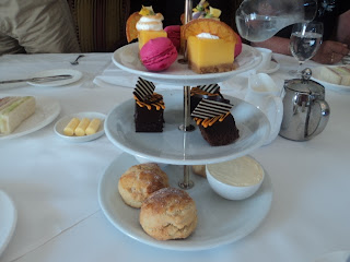 Afternoon Tea at Wentbridge