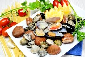 Mussels, The fruits of the sea: