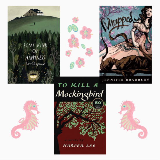 July 2016 Book Favourites