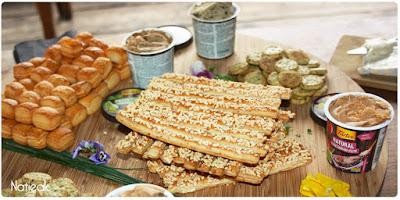 Gâteaux apéritifs Bonneterre et terrines Tartex