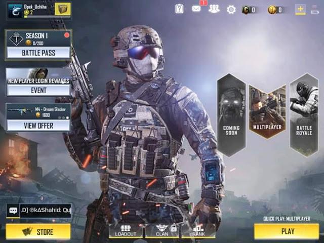 Download Game Call Of Duty Mobile Terbukti Berhasil!