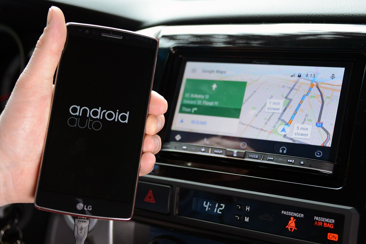Android Auto 3.4.582533-release