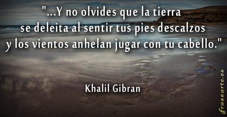 Frases de amor, Khalil Gibran