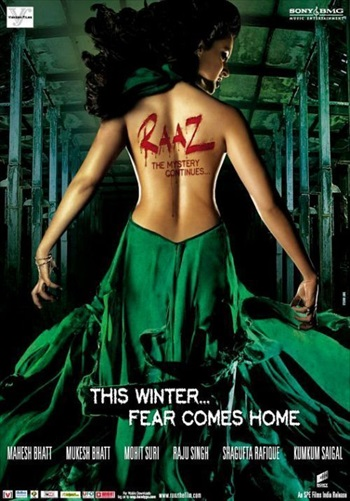Raaz The Mystery Continues 2009 Hindi Movie Download