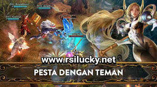 Download Vainglory V2.6.1 (56356) Apk Data