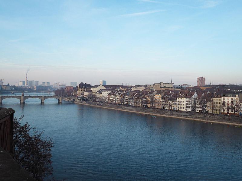 KuneCoco • Travel • Basel am Rhein