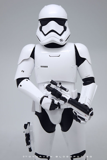 x2 White Gloved Hand Set Snowtrooper 1//6 Scale Toy STAR WARS