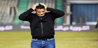 إيهاب جلال المدير الفنى للزمالك يعلن استقالته النهائية من تدريب الزمالك بعد الهزيمة أمام مصر المقاصة