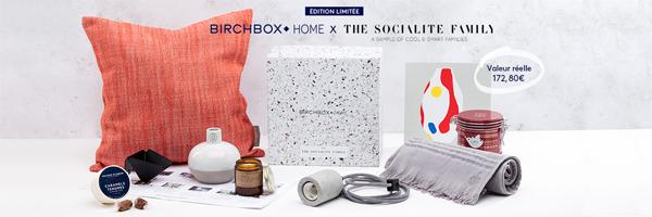 Edition Limitée Home - Birchbox