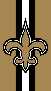 Wallpaper do New Orleans Saints para celular Android e Iphone de gratis