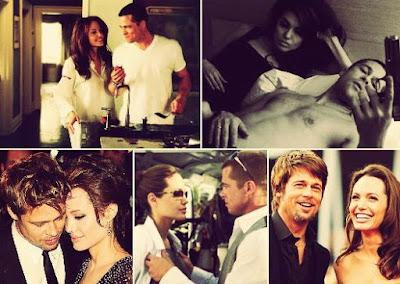 Angelina Jolie Bercerai Dengan Brad Pitt