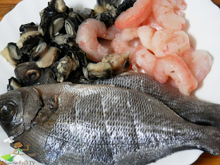 ingredients for Nigerian Seafood Pepper Soup Nigerian Pepper Soup recipe tilapia catfish peppersoup