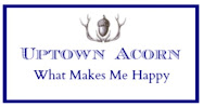 Guest Blogger on Uptown Acorn