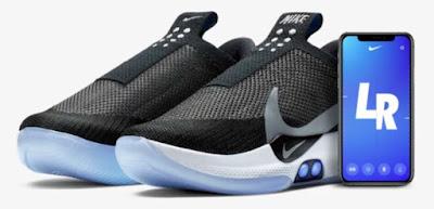Nike lanza las Adapt BB, unas zapatillas que se conectan con nuestro iPhone y se atan solas