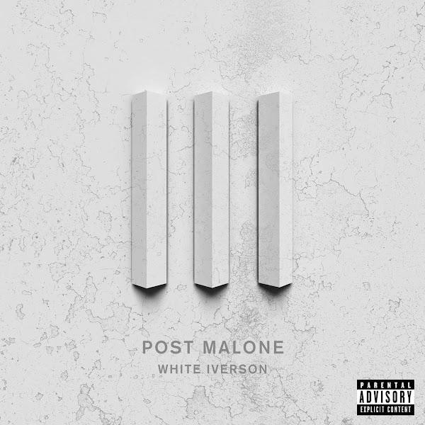 Post Malone - White Iverson - Single Cover