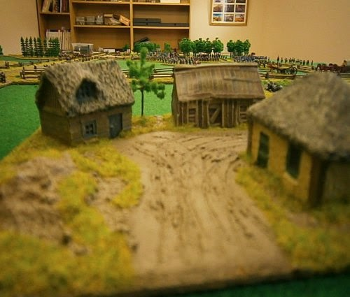 JR Miniatures Buildings