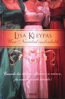 Una Navidad inolvidable de Lisa Kleypas https://dialectura.blogspot.com.es