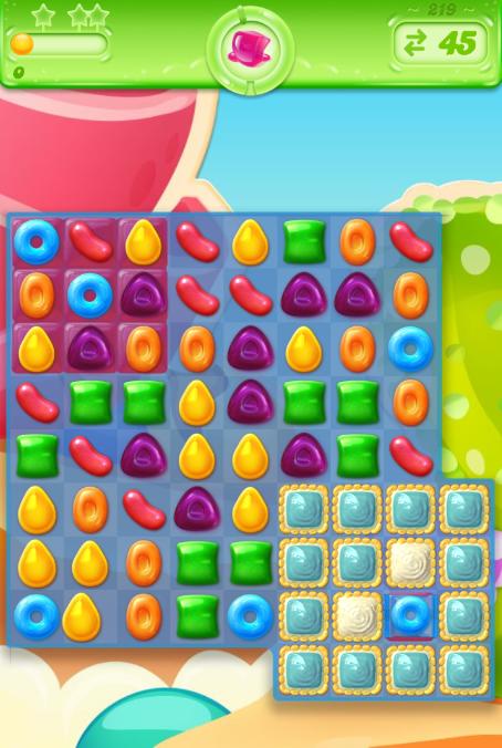 Candy Crush Jelly Saga 219