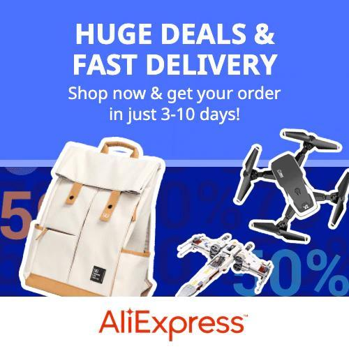 HUGE DEALS & FAST DELIVERY