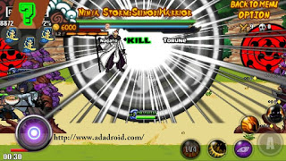 Download Naruto Storm Shinobi Warrior Apk Mod Full Version