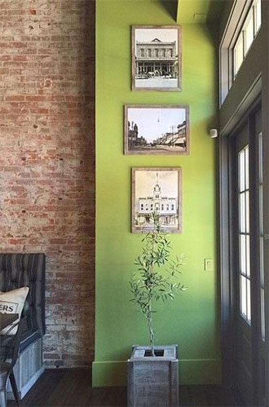 parede tijolos, parede tijolinhos, greenery a casa eh sua, acasaehsua, decoração, decor, home decor, home design, interior design, interior, sala