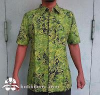 batik slimfit