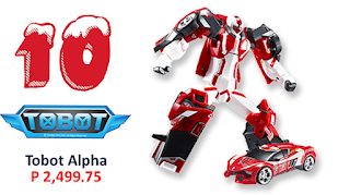 tobot alpha toy