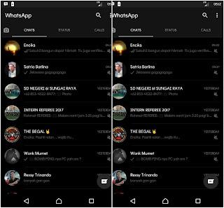 WhatsApp Black v2.18.9 Apk