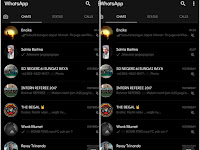 WhatsApp Black v2.18.9 Apk