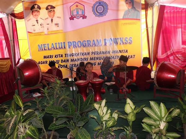 Marawis Ashabul-Kahfi Tampil Dalam Acara Launching P2WKSS
