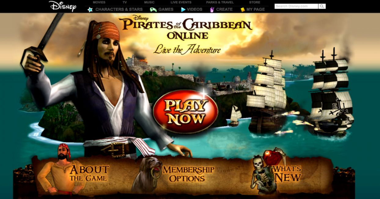Pirates Of The Caribbean Online Free Download Full crack