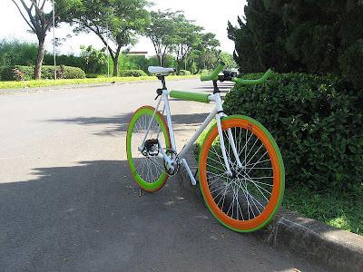 viksi: Desain Sepeda Fixie Bekasi