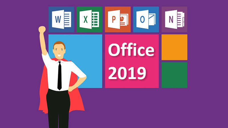 Office 2019 is now available for Windows and Mac OS