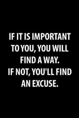 Quotes about Excuses