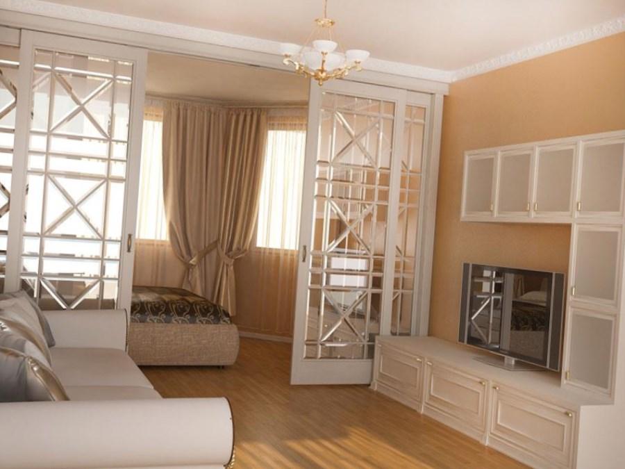 Interior Small studio Apartment Design Ideas