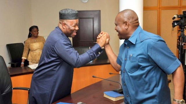 Rivers APC: Wike, Akpabio told judges to implicate Amaechi